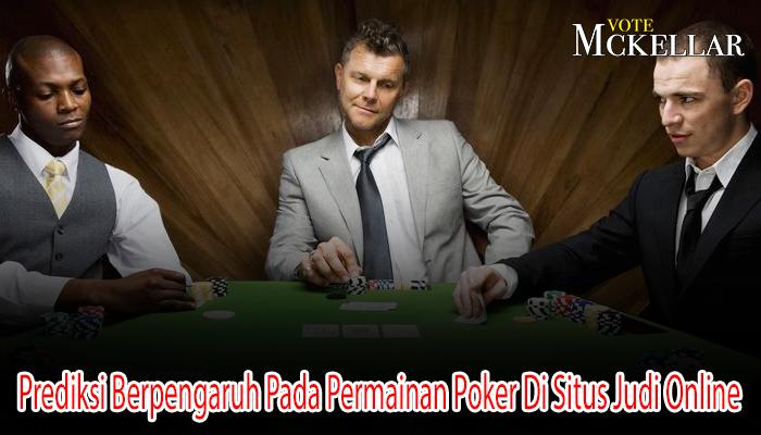 Permainan Poker Di Situs Judi Online